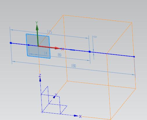 第106讲 NX10实例教程——草图之视图方向及着色方式