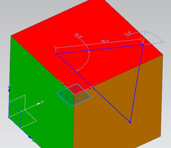 第107讲 NX10实例教程——草图之草图基准设置