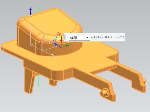 第100讲 NX10实例教程——斜盖帽支架(中心对正尺寸不同筋板制作:阵列特征实例点编辑及阵列增量使用)