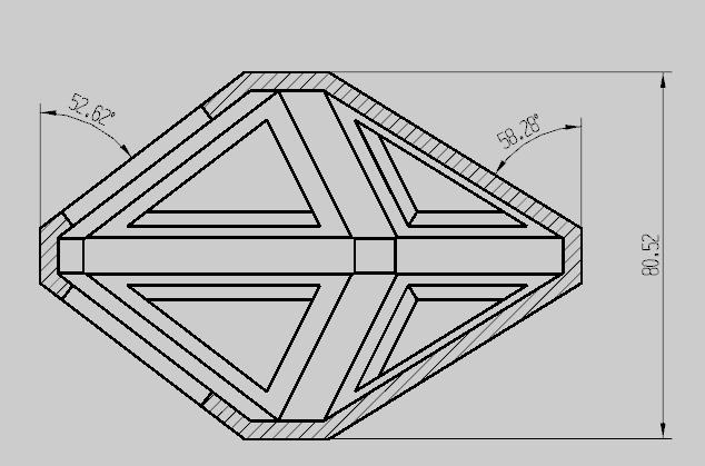 第92讲 NX10实例教程——对称五棱锥(优化计算重点应用)